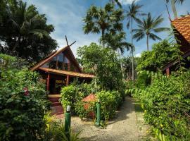 Thai Style Villa, 25m from the beach