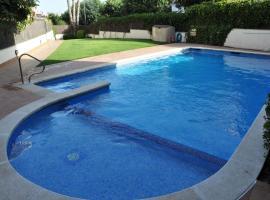 Sitges Costa, Apart. para 8 personas con piscina y parking!
