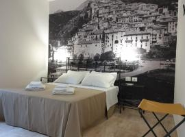 Porta Marina guest rooms
