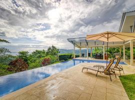 Cielito Lindo, hotel in Dominical