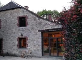La parenthèse, self catering accommodation in Chimay