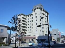 Hotel Route-Inn Shimada Ekimae, hotel near Shizuoka Airport - FSZ,