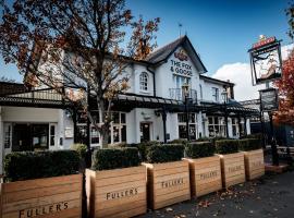 The Fox & Goose Hotel
