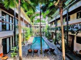 Outpost Ubud Penestanan Coworking & Coliving