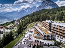 NIDUM - Casual Luxury Hotel, hotel near King's House on Schachen, Seefeld in Tirol
