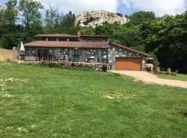 Old Stone Villa Óbarok