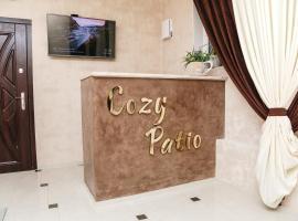 Mini Otel Cozy Patio, помешкання для відпустки в Одесі