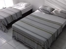 Residencial 700 - Térreo 01 quarto