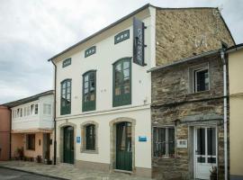 Hotel portico: Fonsagrada'da bir otel