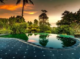 Tanah Merah Art Resort, resort en Ubud