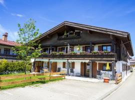 Ferienwohnungen Alpentraum - Landhaus Eberle