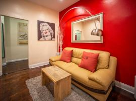 private room in a family apartment 15 minutes to times square!