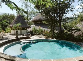 Dreamsea Surf Resort Nicaragua, hotel near Christ of the Mercy, San Juan del Sur