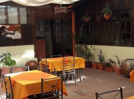 Hotel y Café Casa Del Valle