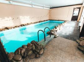 Вип особняк с 12ти метровым бассейном