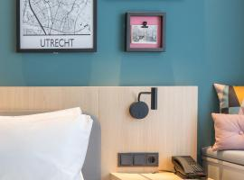 Hampton By Hilton Utrecht Centraal Station, готель в Утрехті