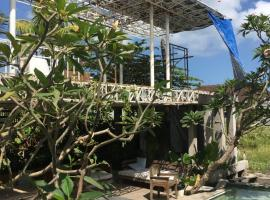 The Hide Hostel at Canggu