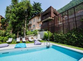 Le Stanze del Lago Suites & Pool, guest house in Como