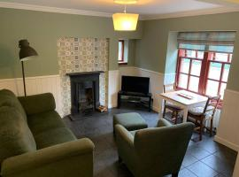 Cosy, country apartment in the heart of Drymen