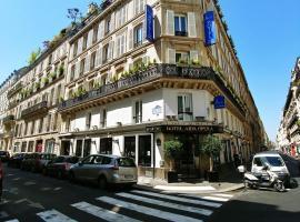 Hotel Aida Opera, hotel in Paris