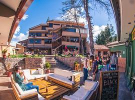 Wild Rover Hostel Cusco