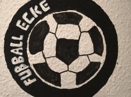 Fußball Ecke