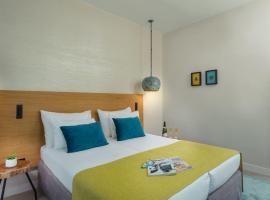 פרימה גליל, מלון בטבריה
