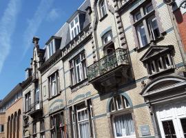 B&B Villa D'Hondt, hotel dicht bij: station Blankenberge, Blankenberge