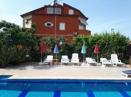 Apartments Dugonjić, budget hotel in Umag