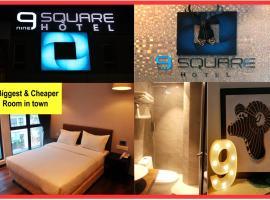 9 Square Hotel - Subang