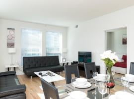 Downtown LA Furnished Apartments - Great Location in Heart of the City