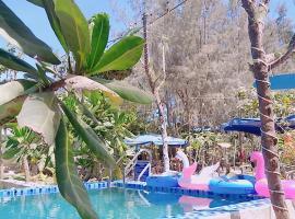 Hoang Sa Resort, hotel in Ly Son