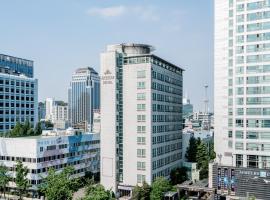 Hotel Atrium Jongno, hotel in Seoul