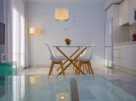 Domus Apartamentos Granada con parking gratuito en pleno centro