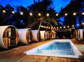 Los 10 mejores hoteles 3 estrellas en Bacalar, México ...