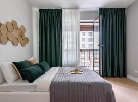 Moscow suites Apartament