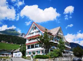 Gasthaus Friedegg, Hotel in Wildhaus