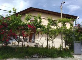 green garden, hotel in Akhaltsikhe