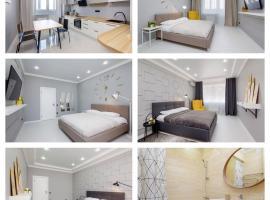 Apartment on Oktyabrskaya 181