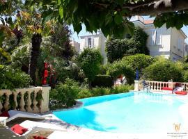 ibis budget Nice Californie Lenval, hotel in Nice