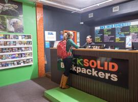 Rock Solid Backpackers Rotorua