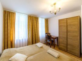 Przystań Park Dolny, hotel in Szczawnica