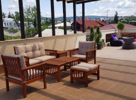 Hotel Terrace Sinauri