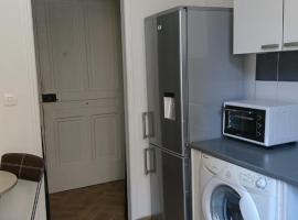 Idéal pour vos séjours dans notre belle région Niçoise 1 Rue Louis Garneray Appartement