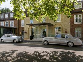 Gonville Hotel, hotel near Cambridge Airport - CBG,