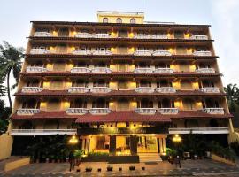 Hotel Palacio De Goa, hotel in Panaji