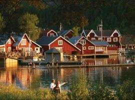 Norrfällsvikens Camping, Stugby & Marina, campground in Mjällom