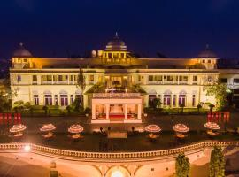The Lalit Laxmi Vilas Palace