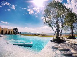 3BR Seaview/HighFloor/Veranda Residence Pattaya
