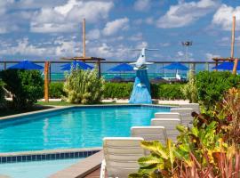 Croa Mares Hotel, hotel em Maragogi